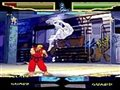 Street Fighter alpha Spiel