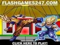 Dragon Ball Z flash dimension Spiel